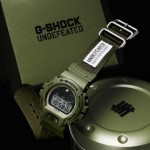 G-Shock x Undefeated DW6901UD-3