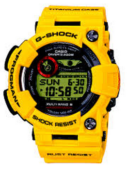 G-Shock 30th Anniversary Limited Edition Lightning Yellow
