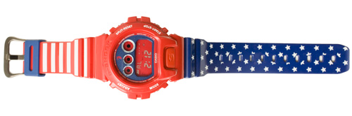 G-SHOCK Pegleg x Union NYC