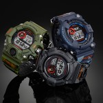 G-Shock Men in Camouflage