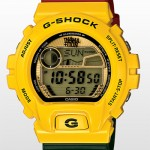 G-Shock x In4mation Rasta