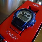 Tommy x G-Shock