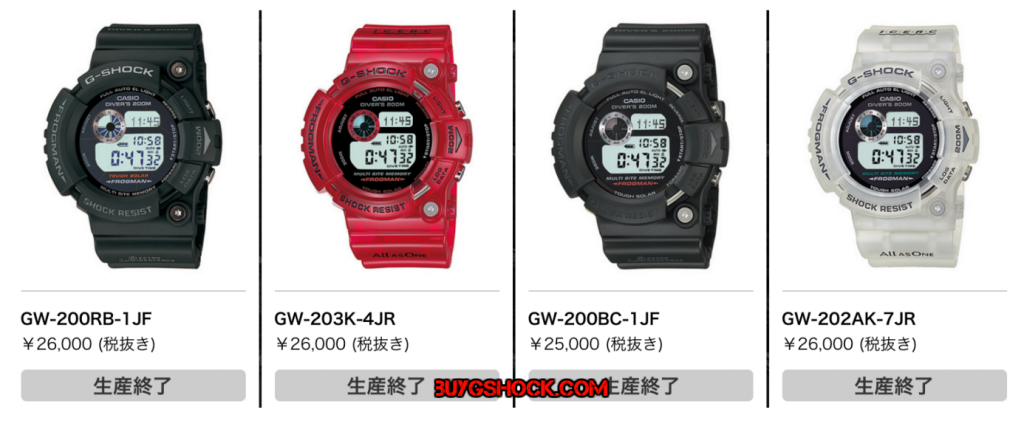 Frogman Jelly Red